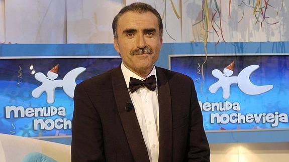 El humorista y presentador de Canal Sur Juan y Medio.