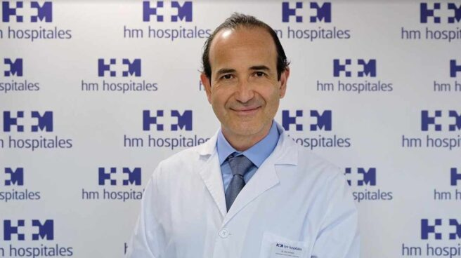 Joan Albanell, nuevo jefe del Departamento de Oncología de HM Hospitales en Barcelona.