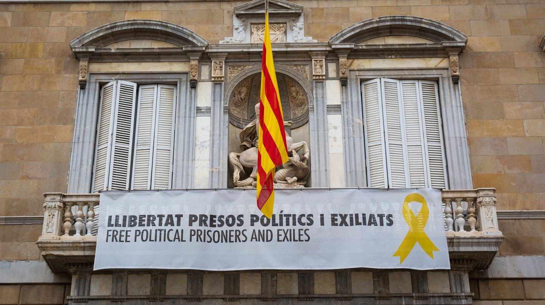 Edificio oficial de la Generalitat.