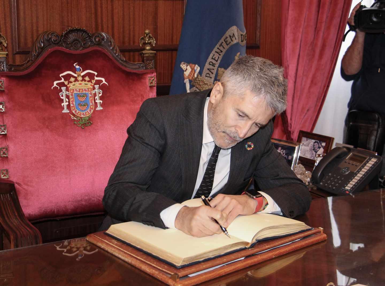 Fernando Grande-Marlaska.