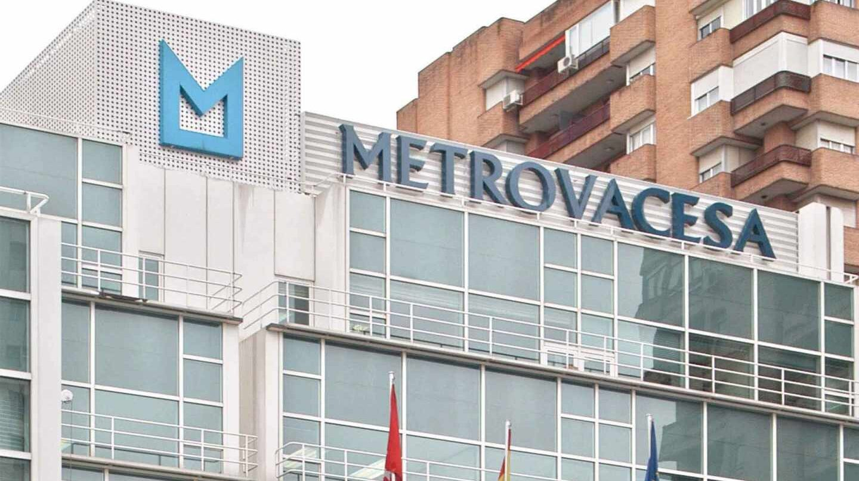 Sede de Metrovacesa.
