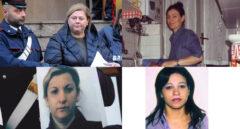 Mujeres de la mafia: víctimas y verdugos