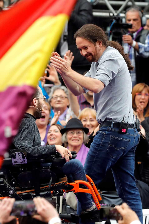 El programa de Podemos: 'test psicológicos' a jueces y otras polémicas propuestas