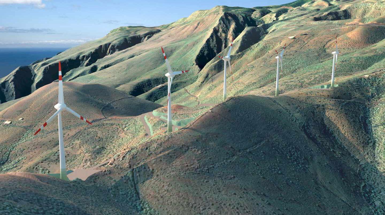 Endesa duplicará su potencia en renovables hasta 2030.