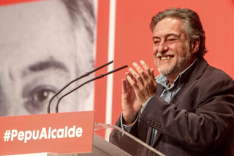 El ex seleccionador de baloncesto y candidato del PSOE al Ayuntamiento de Madrid.
