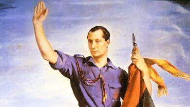 El día que Franco enterró a José Antonio en el Valle de los Caídos