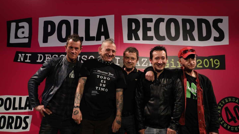 NI DESCANSO, NI PAZ! 40 años de la Polla Records