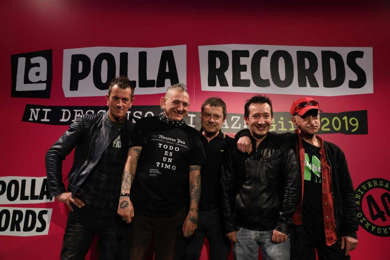 La Polla Records.