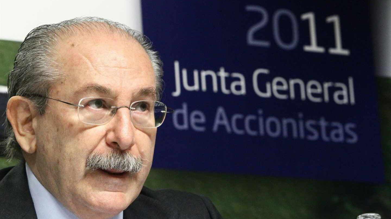 Luis Rivero, ex presidente de Sacyr.
