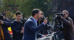 """Abascal propone que Marruecos pague el muro de Ceuta y Melilla por enviar """"oleadas de inmigrantes"""""""