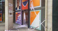 Sede de Ciudadanos en Barcelona.