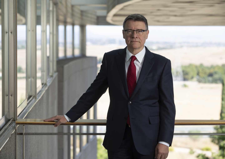 El presidente de Grupo Red Eléctrica, Jordi Sevilla.