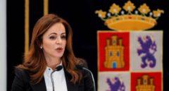 La ex presidenta de las Cortes de Castilla y León Silvia Clemente