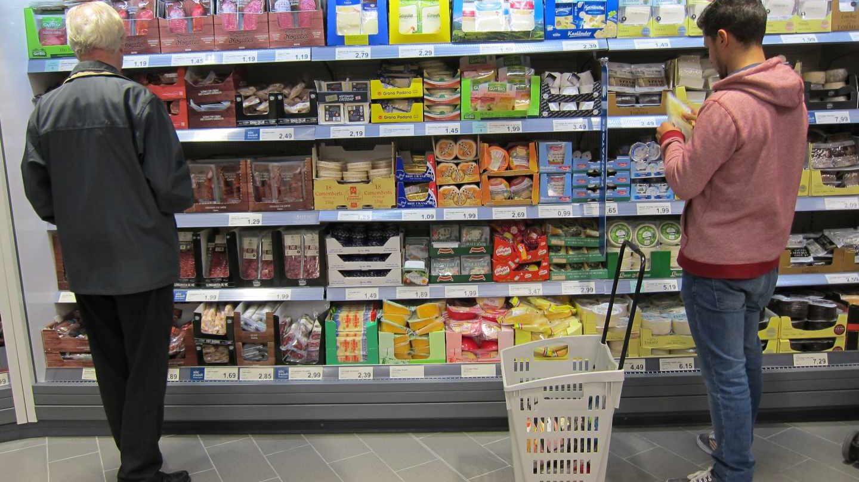 Los fabricantes de consumo vuelven a crecer en España pese a la competencia de la marca blanca.