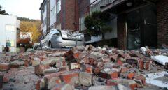 Efectos del terremoto de Pohang en 2017