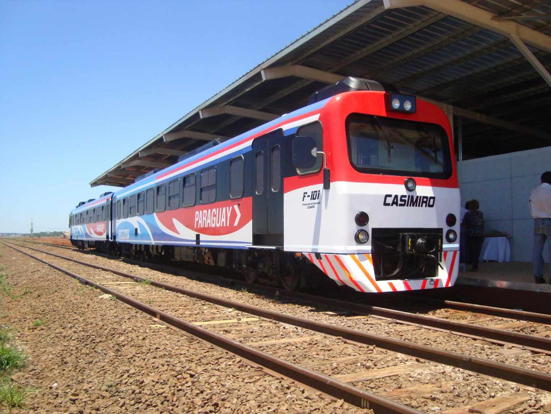 Renfe se alía con Sacyr para pujar por el Cercanías de Paraguay.