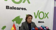 Vox Baleares impide entrar en su sede para una rueda de prensa a 'Diario de Mallorca'