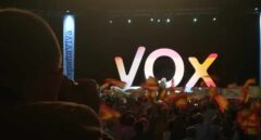 Acto de Vox en Vistalegre el pasado 7 de octubre.