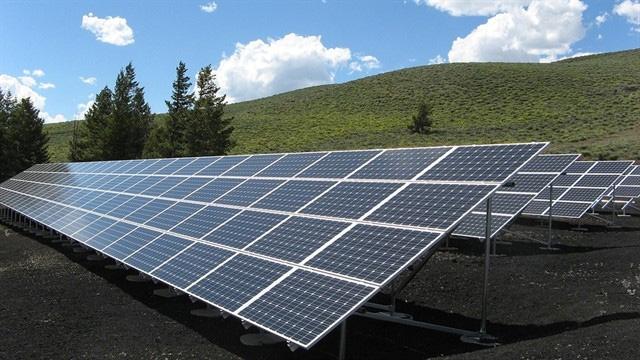 Una instalación del grupo de renovables X-Elio.