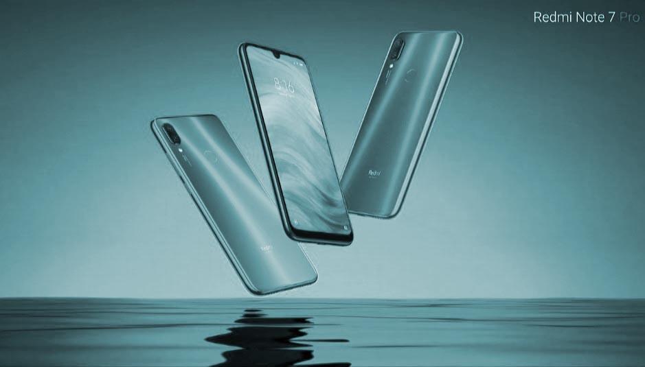 Móviles de Xiaomi.