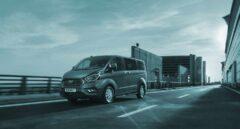 La nueva Ford Tourneo Custom híbrida.