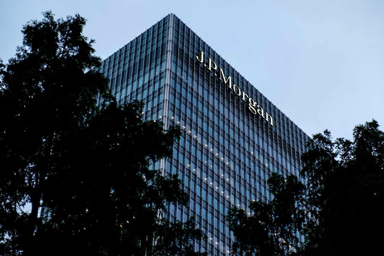 Sede de JP Morgan, en Londres.