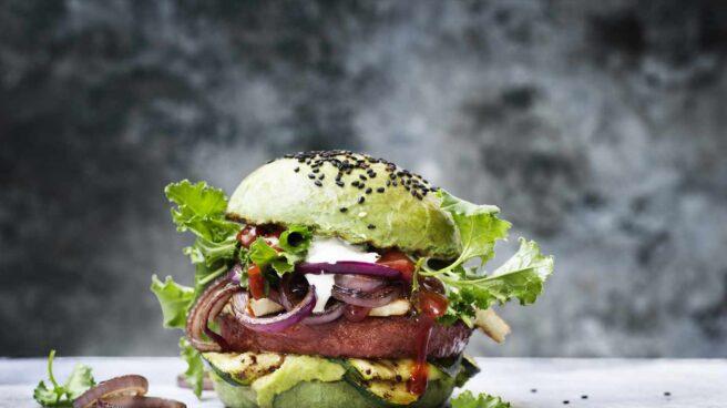 Nestlé y Burger King se lanzan a la batalla de las hamburguesas vegetarianas.