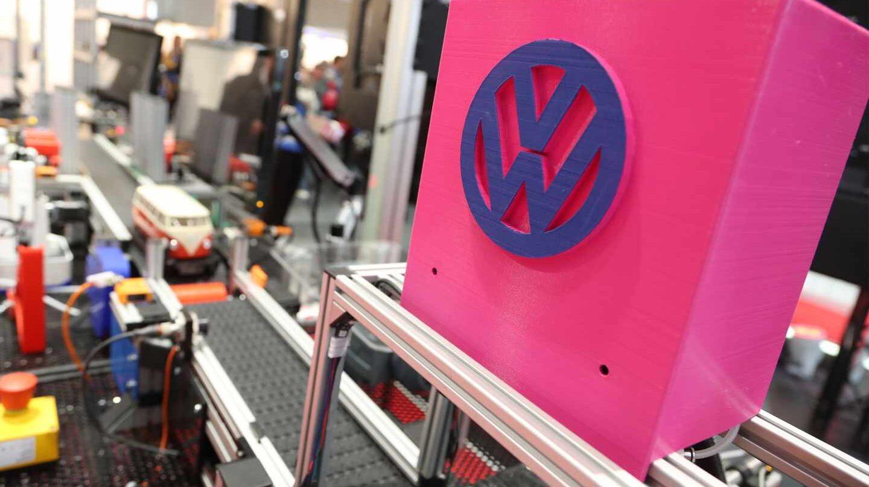 """Volkswagen prepara """"la mayor ofensiva"""" en España en vehículo eléctrico."""