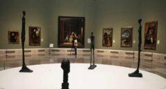 El paseo póstumo de Alberto Giacometti por el Museo del Prado