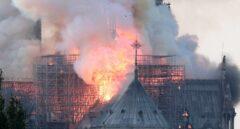 """Trump sobre el incendio de Notre-Dame: """"Hay que usar aviones cisterna rápidamente"""""""