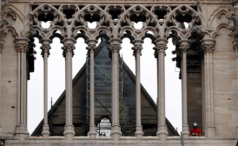 Patrimonio considera que harán falta al menos dos años para restaurar Notre Dame