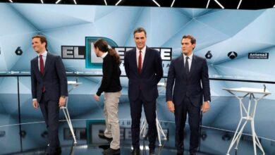 Los costes del gran debate electoral: 11.000 euros en catering, 1.100 la ambulancia…
