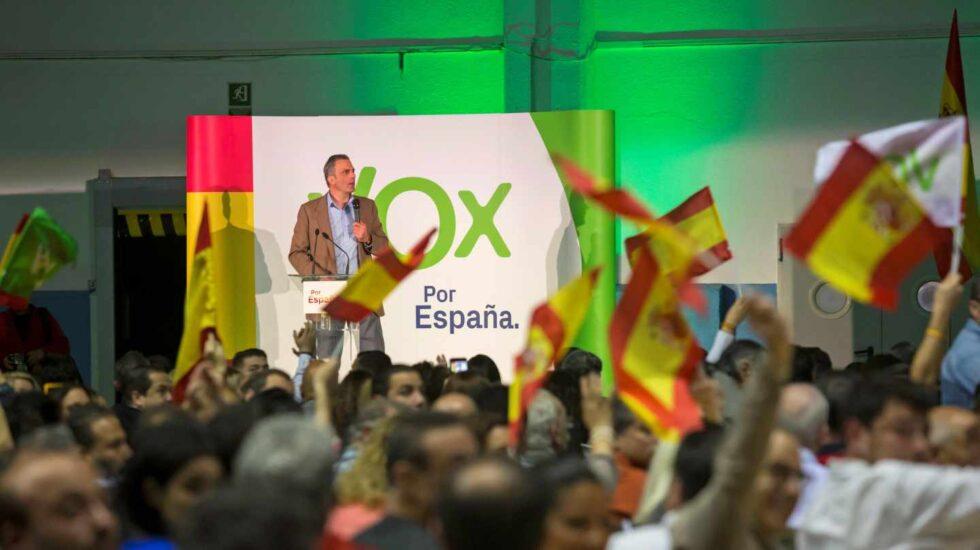 La gestora de Deutsche: el auge de Vox puede dar a Sánchez una victoria mayor de lo previsto.