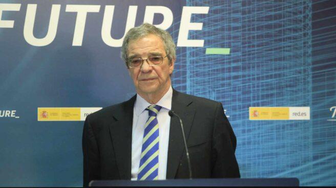 César Alierta, expresidente de Telefónica.