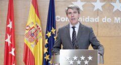 Garrido formaliza su dimisión como presidente de la Comunidad de Madrid