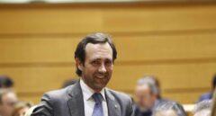 José Ramón Bauzá, en el Senado.