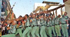 PP, Cs y Vox se contraprograman el Jueves Santo en Málaga, donde desfilará la Legión