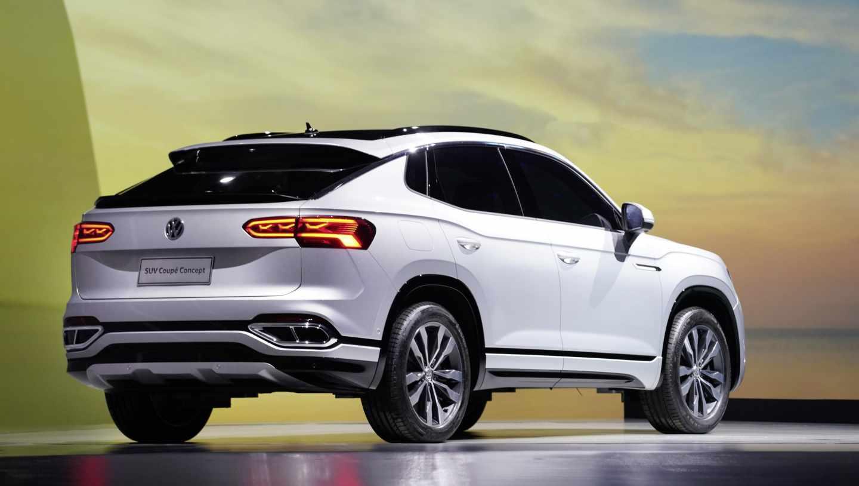 Volkswagen Coupe Concept.