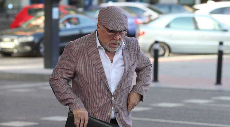 El comisario jubilado José Manuel Villarejo, en prisión preventiva desde noviembre de 2017.
