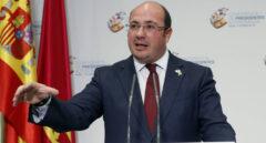 El Supremo confirma la absolución del expresidente de Murcia