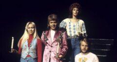 El grupo ABBA en su apogeo
