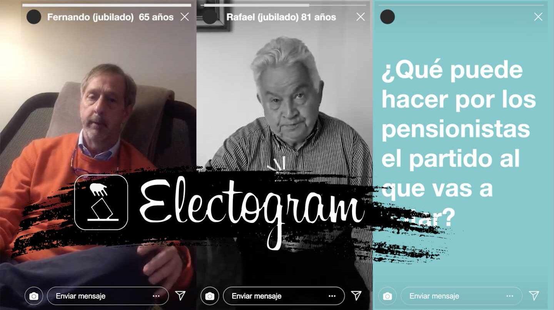 Los jubilados opinan sobre la campaña electoral