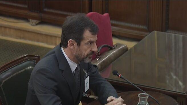 Ferran López declara en el Tribunal Supremo.