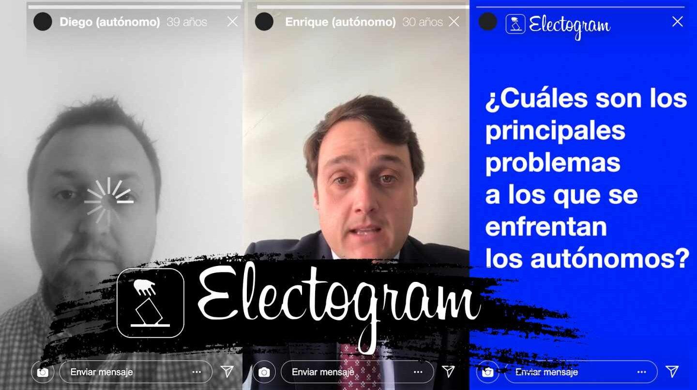 Los autónomos opinan sobre las elecciones