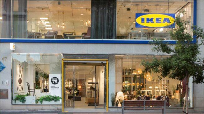 Tienda urbana de Ikea.