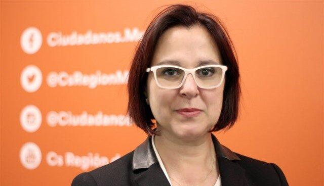 Isabel Franco, elegida en las primarias de Murcia como candidata de Cs, se enfrenta ahora a una denuncia por fraude en la elección