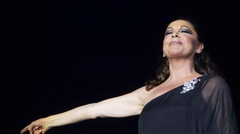 Isabel Pantoja pone fecha a su reaparición