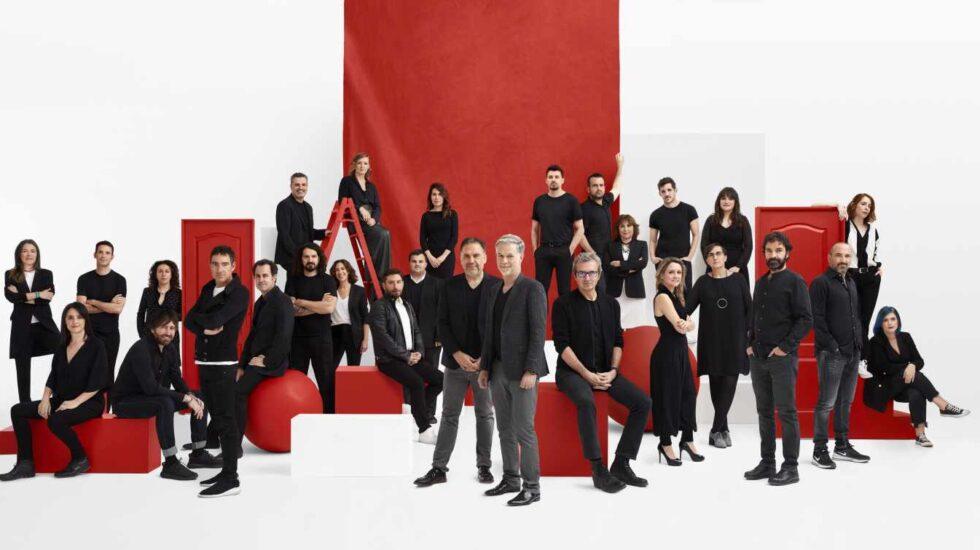 Presentación de los estudios de Netflix en Madrid
