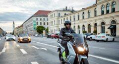 Circular en moto puede reducir el tiempo de un trayecto en las grandes ciudades entre un 50 y un 75%.