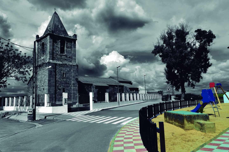 Parroquia de Santa Margarita de Mengabril.